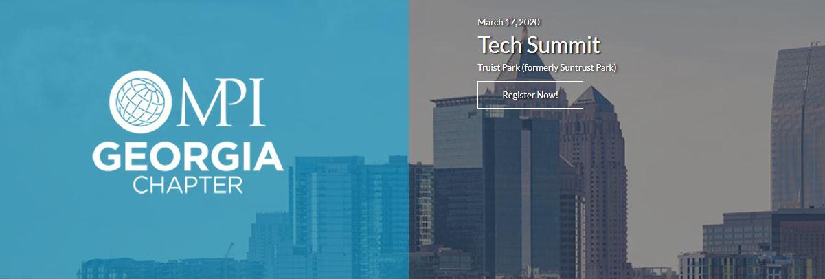 UPDATE: MPI Georgia Tech Summit has been postponed