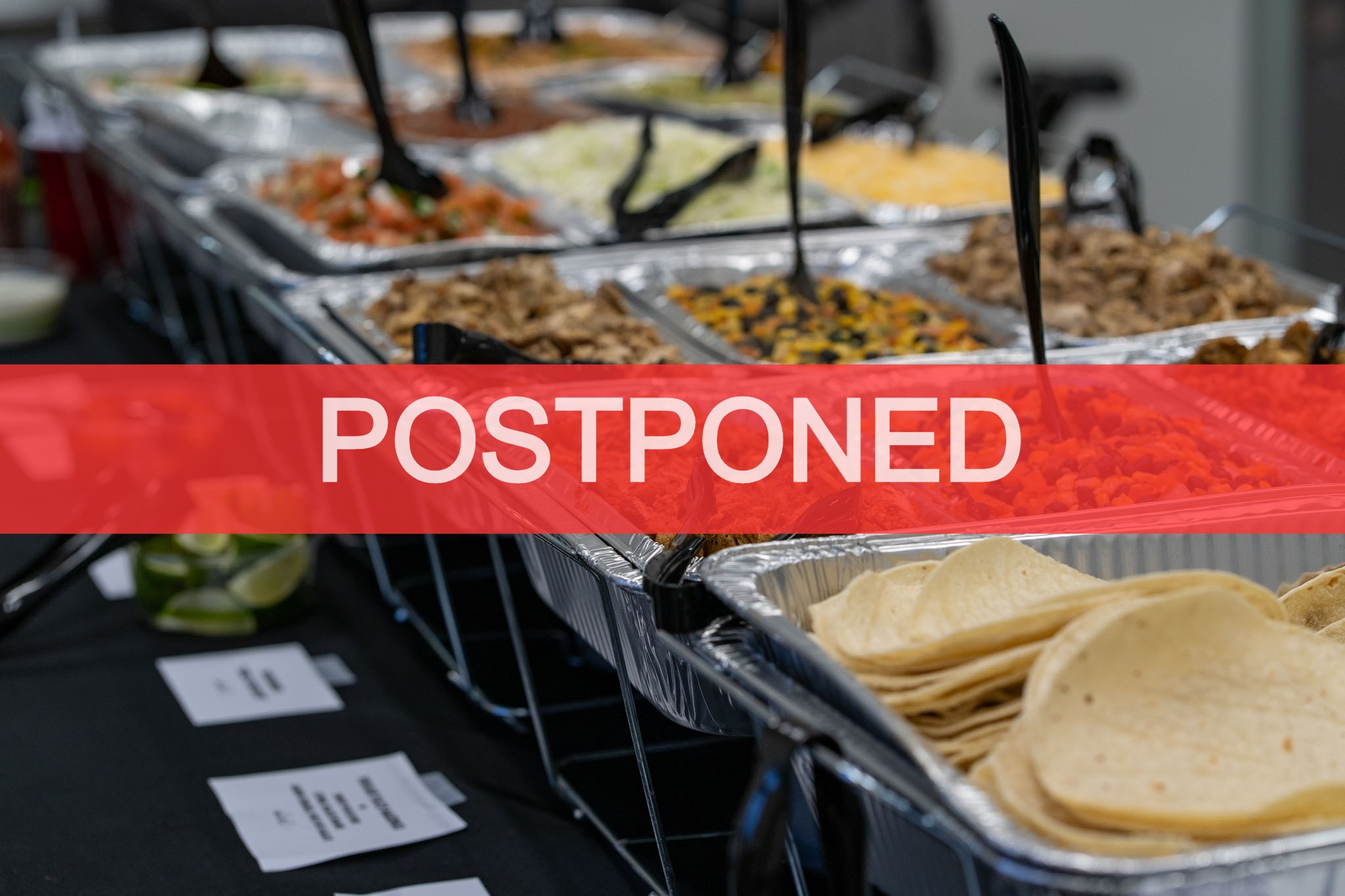 TechFarms' Tech, Talk, & Tacos II Event to be Postponed