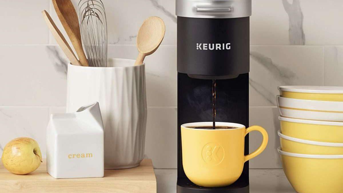 coffee tea Keurig machine gadget