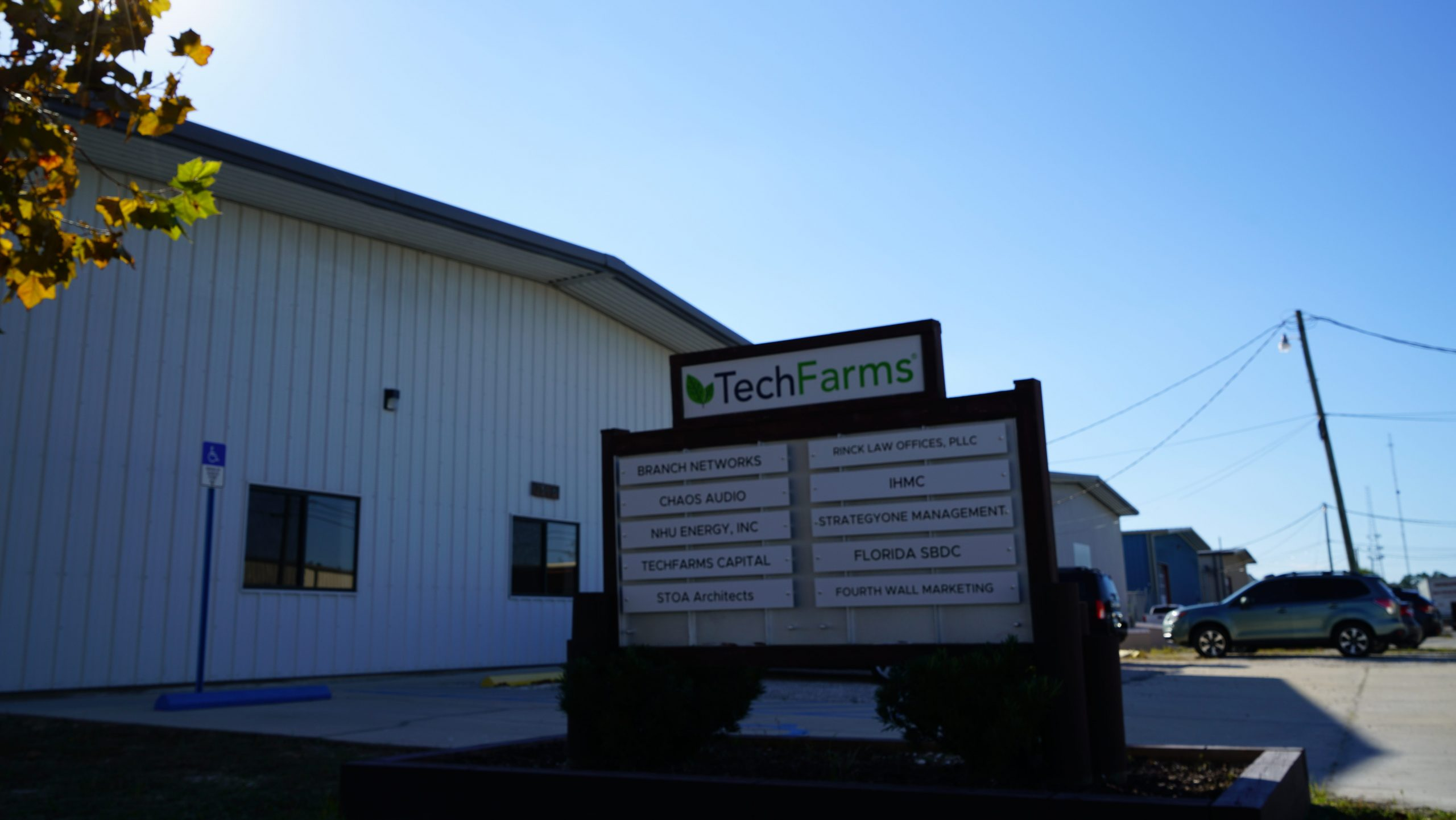 TechFarms Technology Incubator Accelerator Startup coworking space