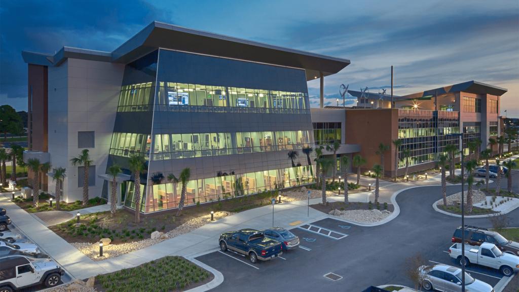 Gulf Coast State College Advanced Technology Center ATC