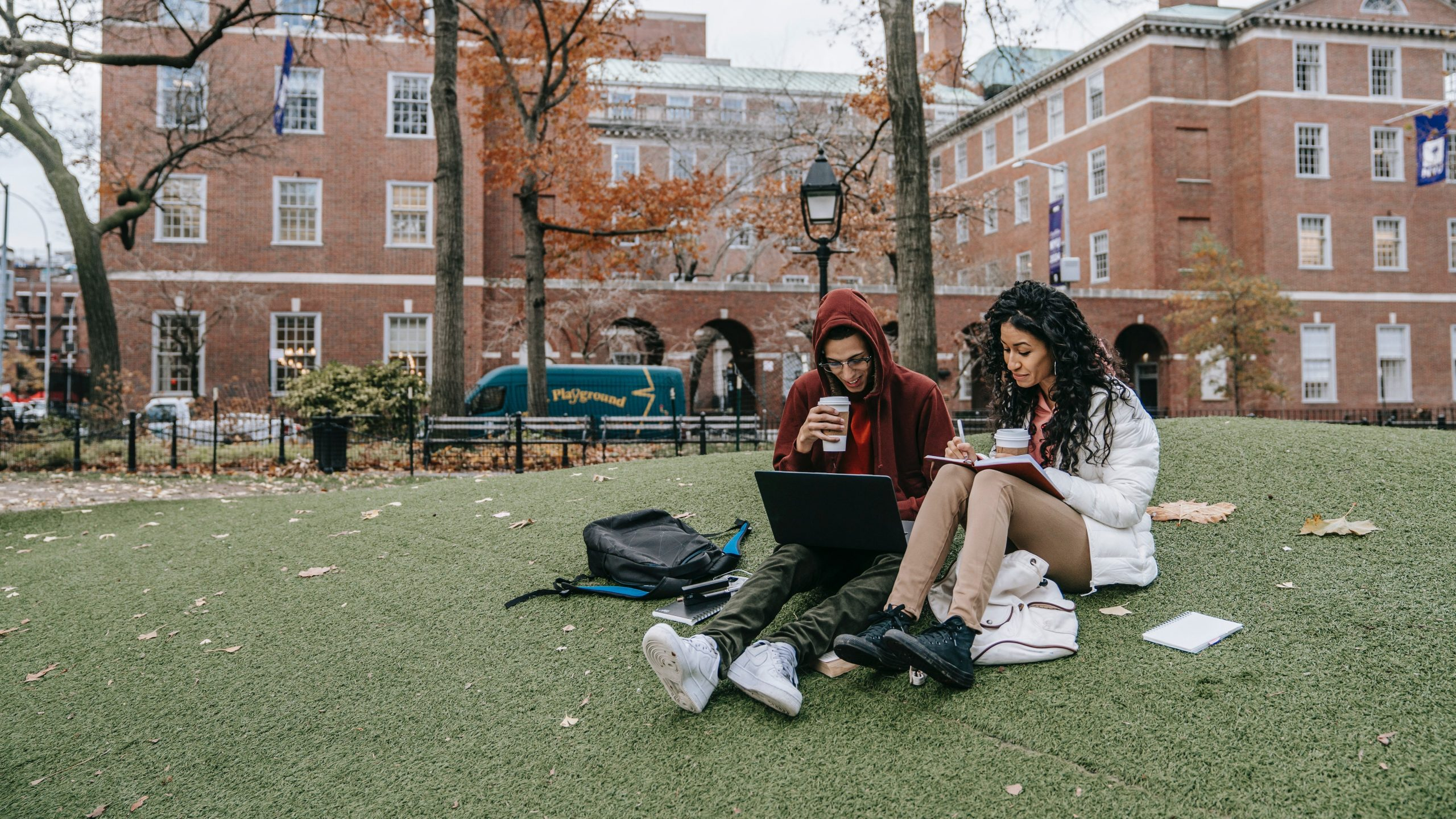 college students tech